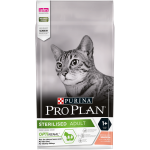 PURINA® PRO PLAN® Sterilised Adult 1+ year Rich in Salmon